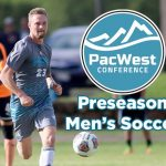 Sharks Sixth in PacWest Preseason, Arzberger Preseason All-PacWest