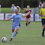 "College Soccer Player Maxi Krug: ""I am living my dream"""