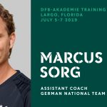 Assistant Coach of the German National Team at DFB-Akademie Training Center
